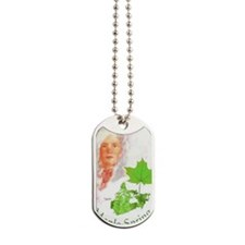maple spring 2500 sq Dog Tags