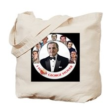 George S circle Tote Bag