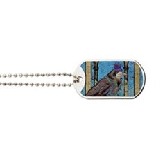 miniWalletWellRaven Dog Tags