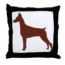 RedDoby 2 Throw Pillow