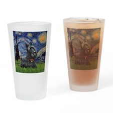 T-Starry-Scotty1 Drinking Glass