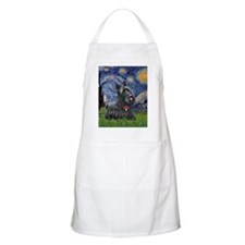 T-Starry-Scotty1 Apron