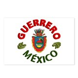 Guerrero Postcards (Package of 8)