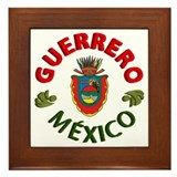 Guerrero Framed Tile