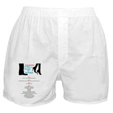 donDrapersGuide_print_11x17 Boxer Shorts