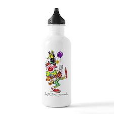Clowning Around 2 Water Bottle