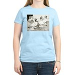 Moorhead Tumbler Pigeons Women's Light T-Shirt
