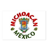 Michoacán Postcards (Package of 8)