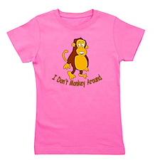 MonkeyAround Girl's Tee