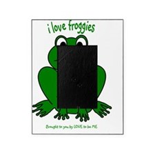 FROG - LOVE TO BE ME Picture Frame