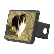 Jeep the Sheltie Hitch Cover