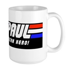 Ron Paul Bumper Sticker Mug