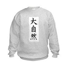 Mother Nature Kanji Sweatshirt