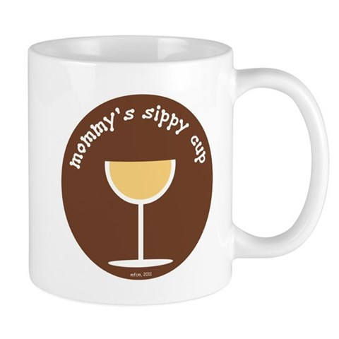Mommy's Sippy Cup Mug