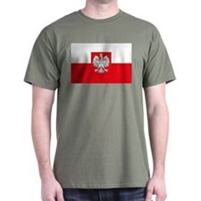 Poland Flag T-Shirt