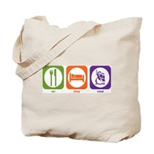 Eat Sleep Scout Tote Bag