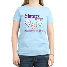 Sisters Are We Personalize T-Shirt
