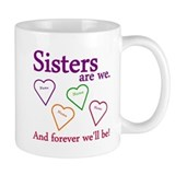 Sisters Coffee Mugs