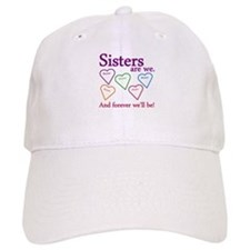 Sisters Are We Personalize Baseball Cap