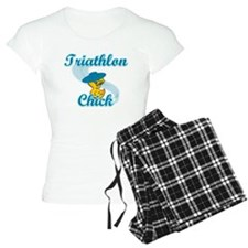 Triathlon Chick #3 Pajamas
