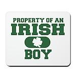 Property of an Irish Boy Mousepad