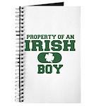 Property of an Irish Boy Journal