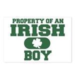 Property of an Irish Boy Postcards (Package of 8)