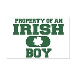 Property of an Irish Boy Mini Poster Print