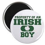 Property of an Irish Boy Magnet
