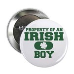 Property of an Irish Boy Button