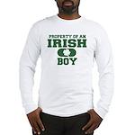 Property of an Irish Boy Long Sleeve T-Shirt