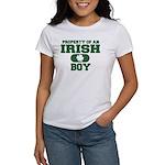 Property of an Irish Boy Women's T-Shirt