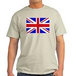 UK Flag Light T-Shirt