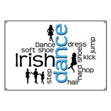 Irish Dance Banner