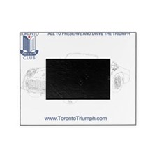 TR3 Shirt transparent Picture Frame