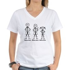 Personalized Super Family Shirt