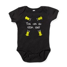You can do this dad! Baby Bodysuit