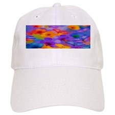 Beautiful Flowers Baseball Cap