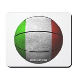 Italian Basketball Mousepad