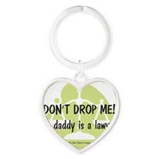 daddy-lawyer Heart Keychain