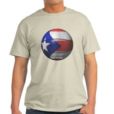 Puerto Rican Basketball T-Shirt