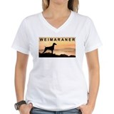 Weimaraner Sunset Shirt