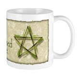 Cute Pentagram Small Mug