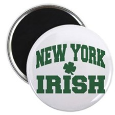 New York Irish Magnet