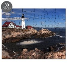 Portland Head Lighthouse Puzzle
