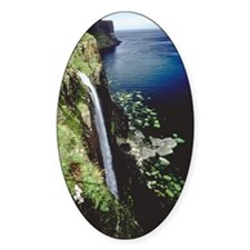 Waterfall , Isle of Skye , Scotland Decal