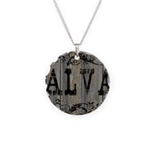 Alva, Western Themed Necklace