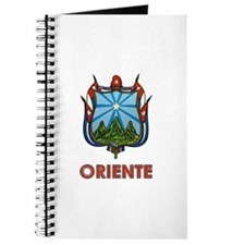 Escudo de Oriente Journal