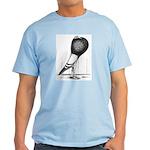 Swing Pouter Pigeon Light T-Shirt