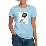 Swing Pouter Pigeon Women's Light T-Shirt